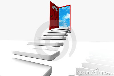 Meditation Door