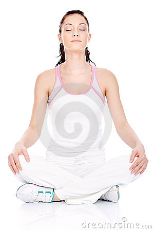 Meditation after exercise