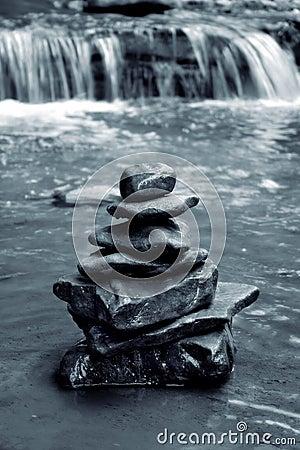 Meditation-Felsen