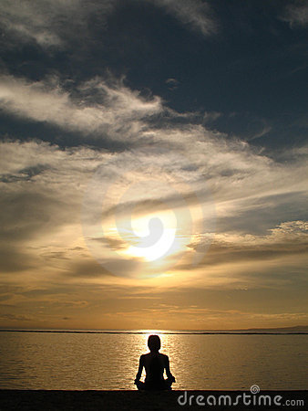 Meditation in Indonesia