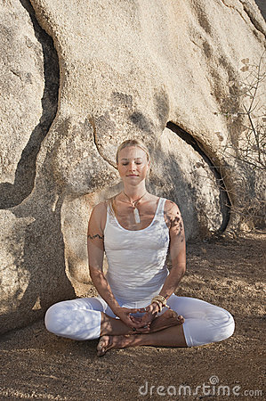 Meditation In Natural Beauty
