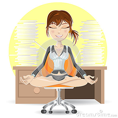 Meditation At The Office
