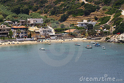 Mediterraan strand