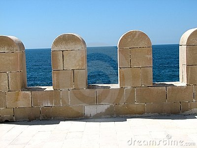 Mediterranean Royalty Free Stock Photo