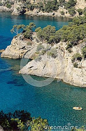 Mediterranean creeks