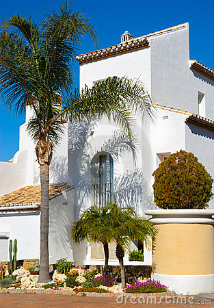 Free Mediterranean House Royalty Free Stock Photos - 23210428