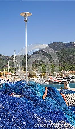Mediterranean marina