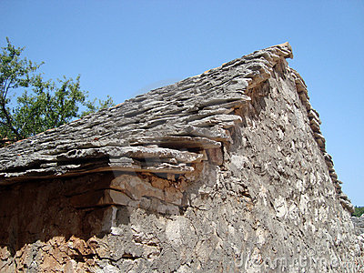 Mediterranean old architecture