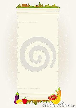 Mediterranean Restaurant Card
