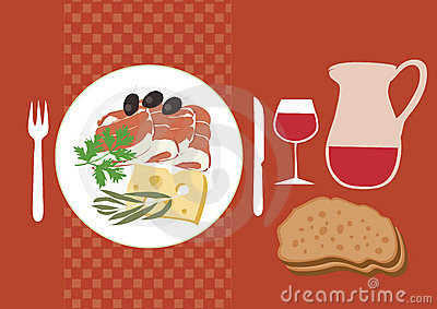 Mediterranean rural cuisine