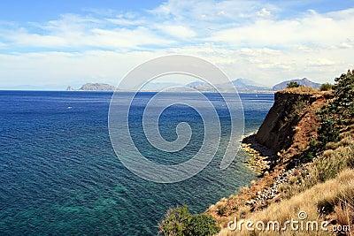 Mediterranean sea & coast, Palermo
