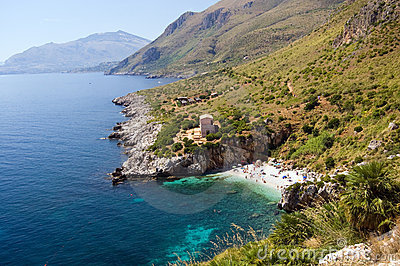 Mediterranean sea Riserva dello