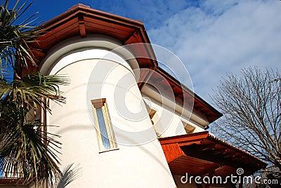Mediterranean-style new home