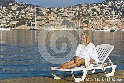 Mediterranean Sunbed