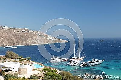 Mediterranean Super Yachts