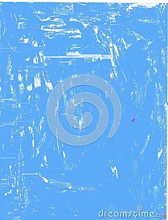 Medium Blue Background