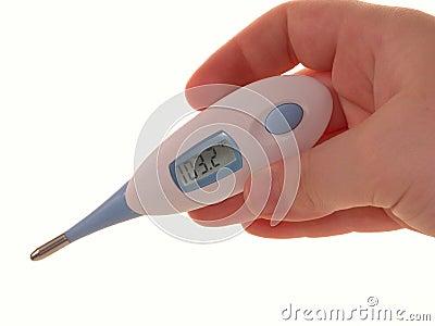 Medizinisch: 103.2 Fieber