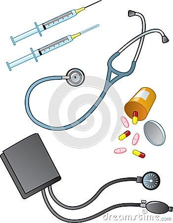 Medizinische Bedarfe