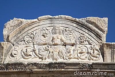 Medusa en Ephesus