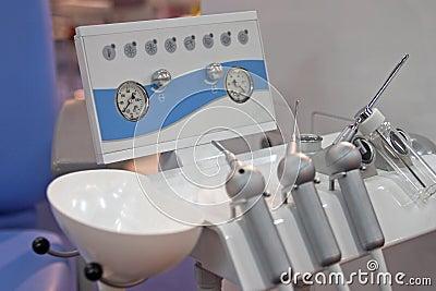 Medyczni instrumenty
