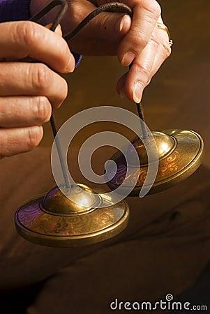Medytacja dzwon.