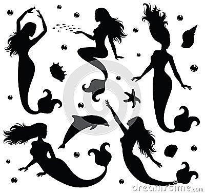 Meerjungfrauen.