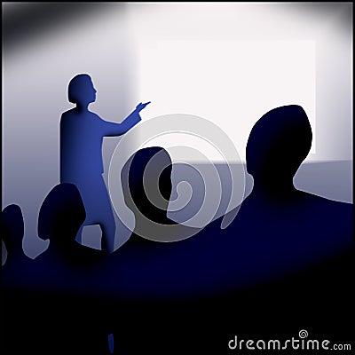 Meeting or presentation