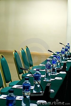Free Meeting Room Royalty Free Stock Image - 3740566