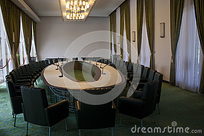 Meeting Room of Reunification Palace