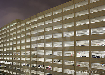 Mega Parking Structure