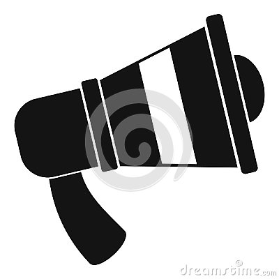 Free Megaphone Icon, Simple Style Royalty Free Stock Photos - 109749448