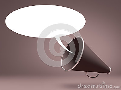 Megaphone Speak
