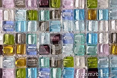 Megranate glass
