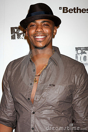 Mehcad Brooks, Rage Editorial Stock Image
