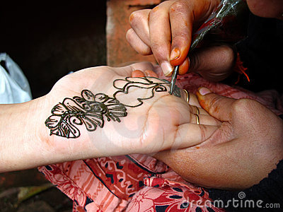 Mehendi Hands