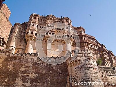 Mehrangarh Fort,Jodhpur