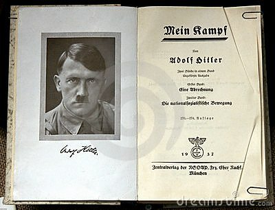 Mein Kampf Editorial Photography
