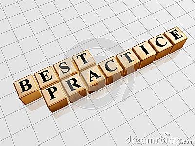 Mejor práctica