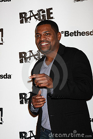 Mekhi Phifer, Rage Editorial Stock Photo
