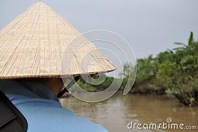 Mekong Delta boat trip, Vietnam