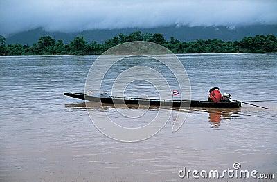 Mekong River, Thailand - Laos
