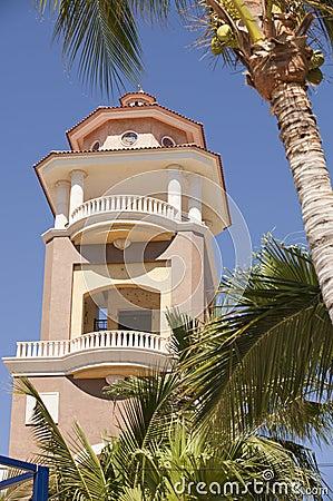 Meksykańska Architektura