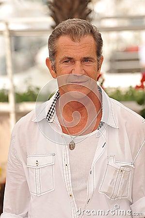 Mel Gibson Editorial Image