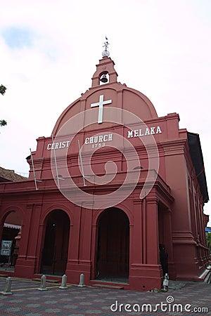 Free MELAKA CHURCH Royalty Free Stock Images - 601279