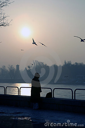 Melancholie durch Donau