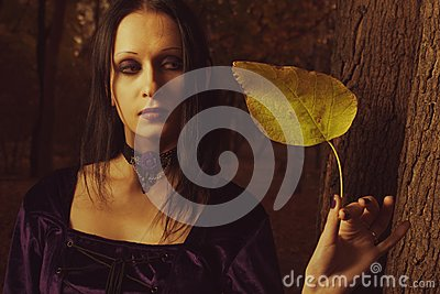 Melancolia do outono