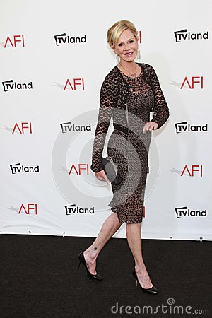 Melanie Griffith at the AFI Life Achievement Award Honoring Shirley MacLaine, Sony Pictures Studios, Culver City, CA 06-07-12 Editorial Photography