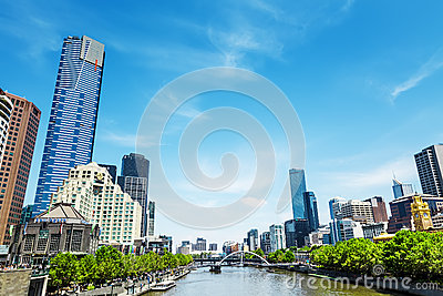 Melbourne Editorial Image