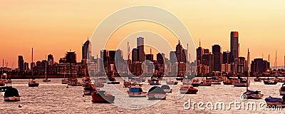 Melbourne Dawn