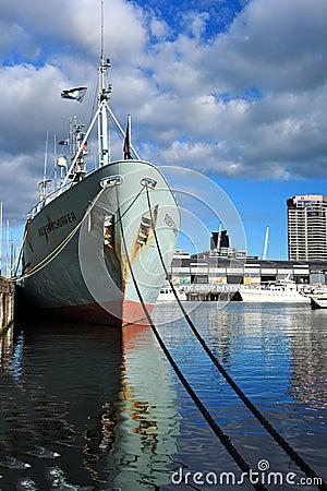 Melbourne Docklands Editorial Image
